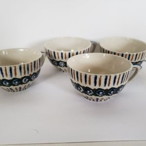 Vintage Tea cups Made in Germany